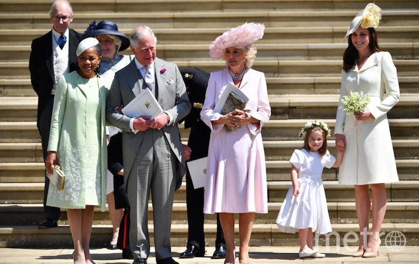 Семья принца Гарри и мама Меган Маркл. Фото Getty