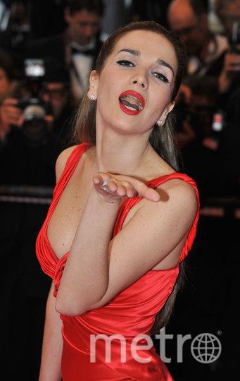 Наталия Орейро, 2008. Фото Getty