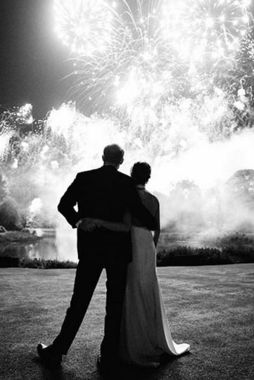 Принц Гарри и Меган Маркл. Фото Instagram @sussexroyal