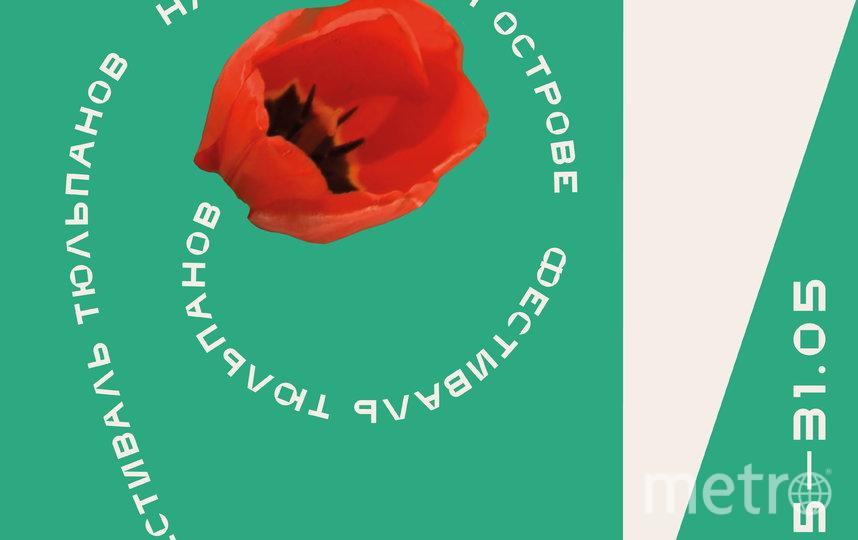 В Петербурге фестиваль тюльпанов пройдёт онлайн. Фото Предоставлено пресс-службой ЦПКиО им. С.М. Кирова.