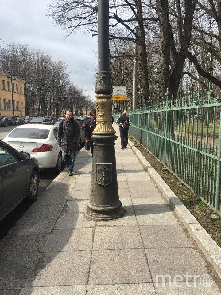 В Петербурге активисты просят пересмотреть благоустройство центра города. Фото mytndvor, vk.com