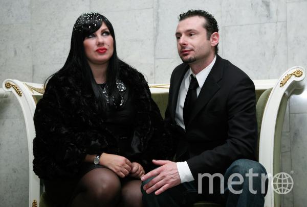 Ева Польна и Юрий Усачев, 2007 год. Фото РИА Новости