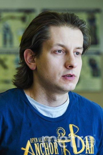 "Андрей Зайцев. Фото Из личного архива, ""Metro"""