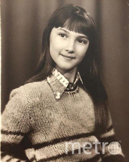 Лера Кудрявцева в детстве и юности. Фото Скриншот Instagram: @leratv