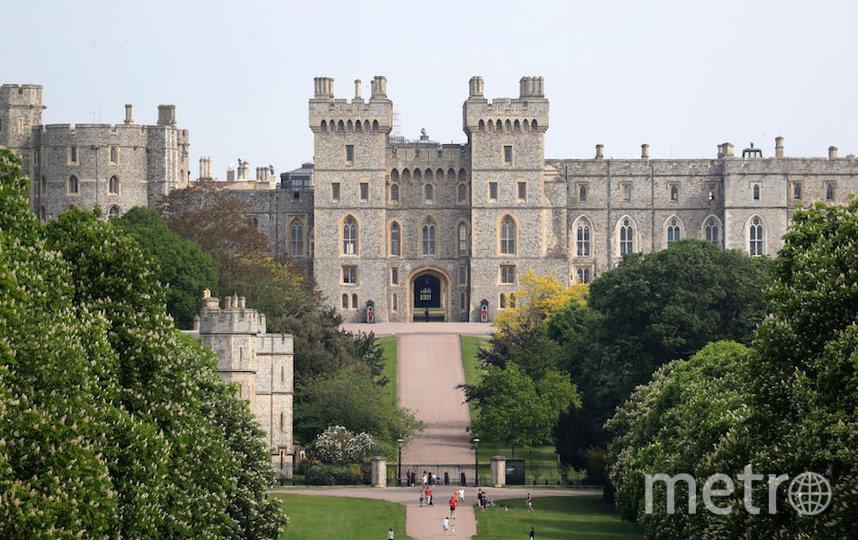 Виндзорский замок. Фото Getty