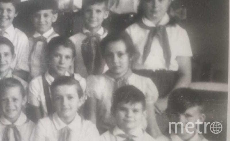 """Елена Тарасова (во втором ряду крайняя справа). Фото предоставлено героем материала, """"Metro"""""""