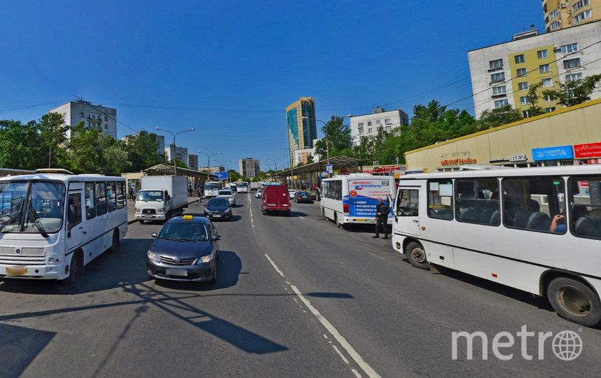 На востребованных маршрутах вернули коммерческие автобусы. Фото Яндекс.Панорамы