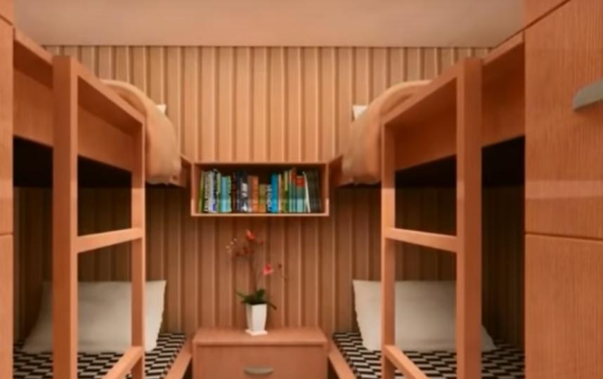 Время сооружения одного бункера составляет от 3 до 12 месяцев. Фото Скриншот, Скриншот Youtube