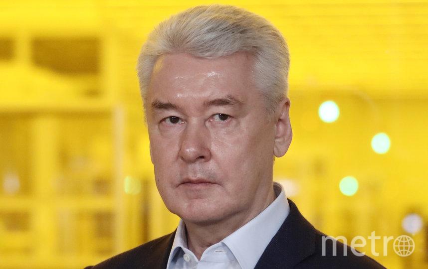 Сергей Собянин. Архивное фото. Фото Getty