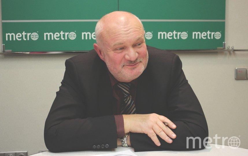 """Владимир Гарюгин. Фото """"Metro"""""""