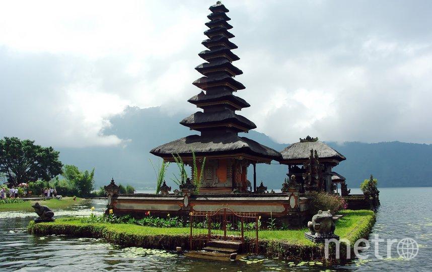 Индонезия, Бали. Фото Pixabay