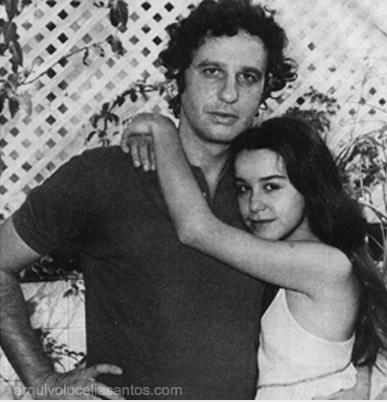 "Луселия с мужем Джоном. Фото www.arquivoluceliasantos.com/, ""Metro"""