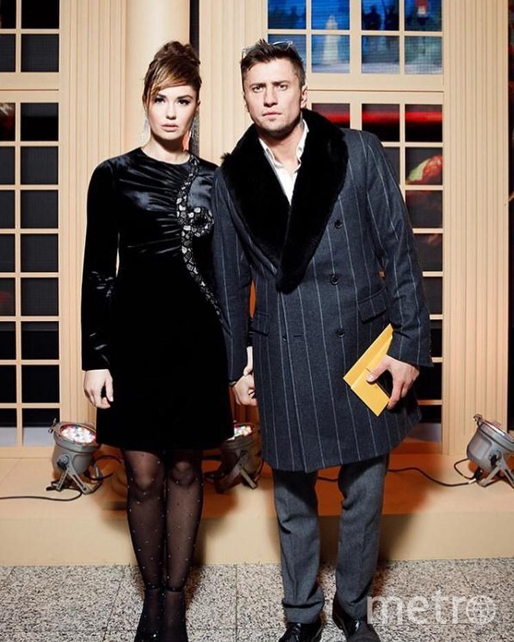 Агата Муцениеце и Павел Прилучный. Фото instagram.com/agataagata.