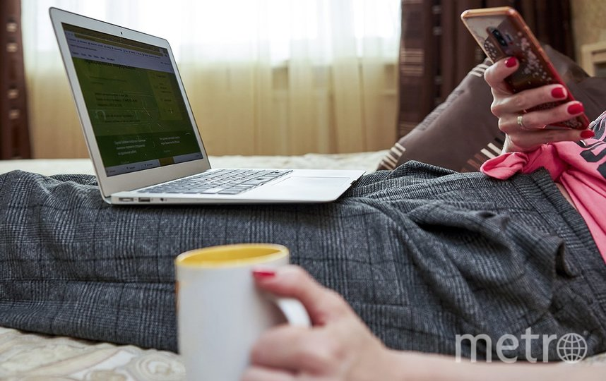 """Мобильное приложение """"Социальный мониторинг"""" можно установить на смартфон. Фото mos.ru/Максим Денисов"""