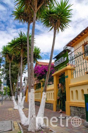 Лиля в Эквадоре. Фото предоставлено героиней материала