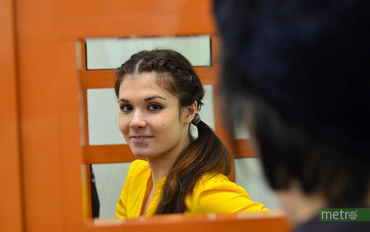 Варвара Караулова была осуждена за попытку примкнуть к ИГ (организация, запрещенная в РФ). Фото Василий Кузьмичёнок