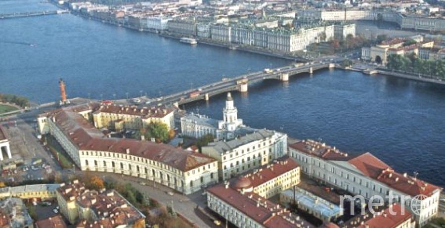 """Петербургу 27 мая исполняется 317 лет. Фото """"Metro"""""""