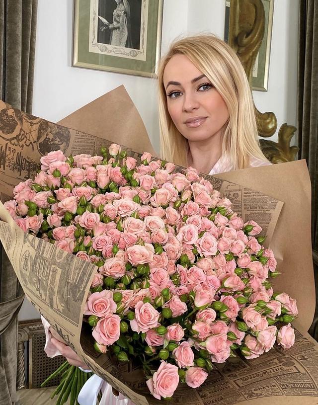 Яна Рудковская. Фото Instagram:@rudkovskayaofficial