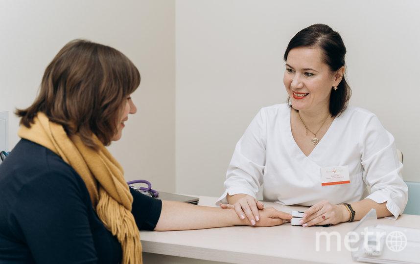 Ирина Александровна Баранова, заместитель главного врача группы клиник MedClub.