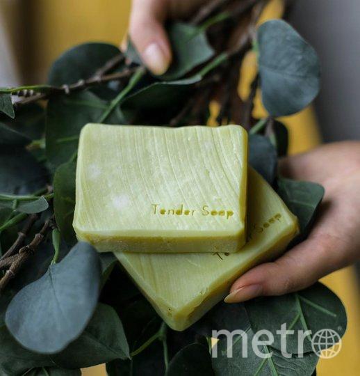 Косметика ручной работы. Фото instagram.com/tender_soap