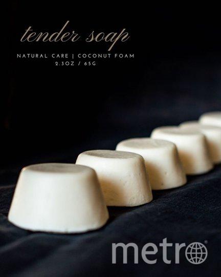 Хозяйственное мыло. Фото instagram.com/tender_soap