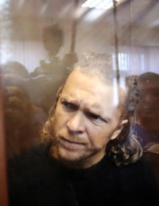 Дмитрий Зяблицев в суде. Июнь 2017 года. Фото РИА Новости
