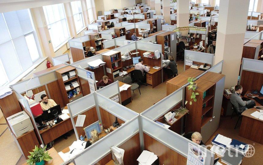 """В офисах теперь будет больше личного пространства. Фото ISTOCK, """"Metro"""""""