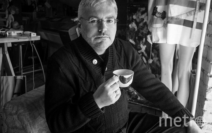 """Евгений  Водолазкин. Фото Из личного архива, """"Metro"""""""