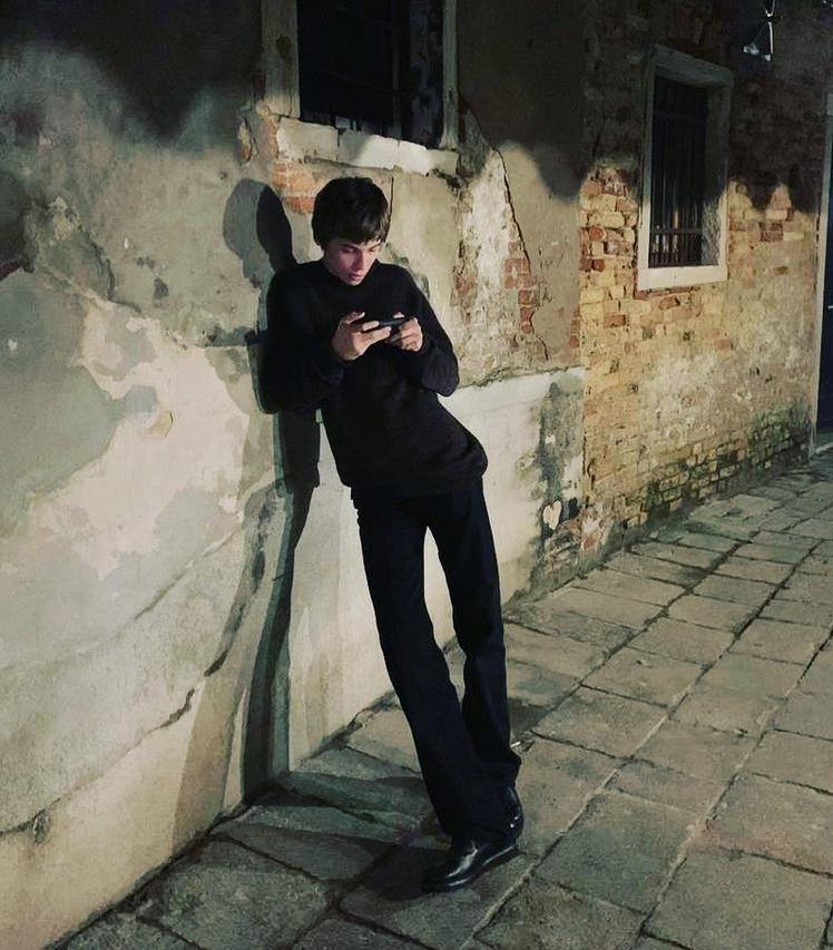 Пётр Кончаловский. Фото instagram: @juliavysotskayaofficial