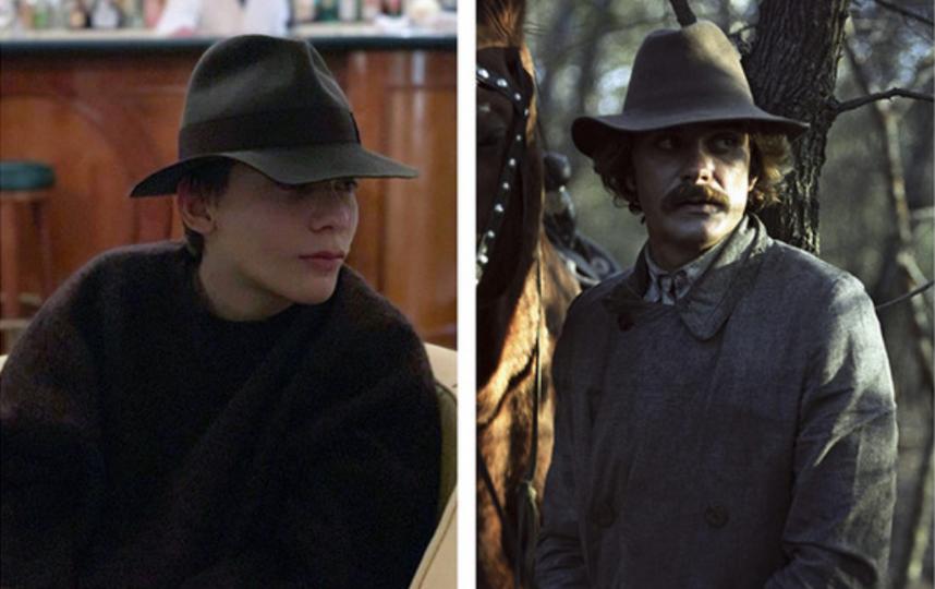 Племянник и дядя очень похожи. Фото instagram: @juliavysotskayaofficial