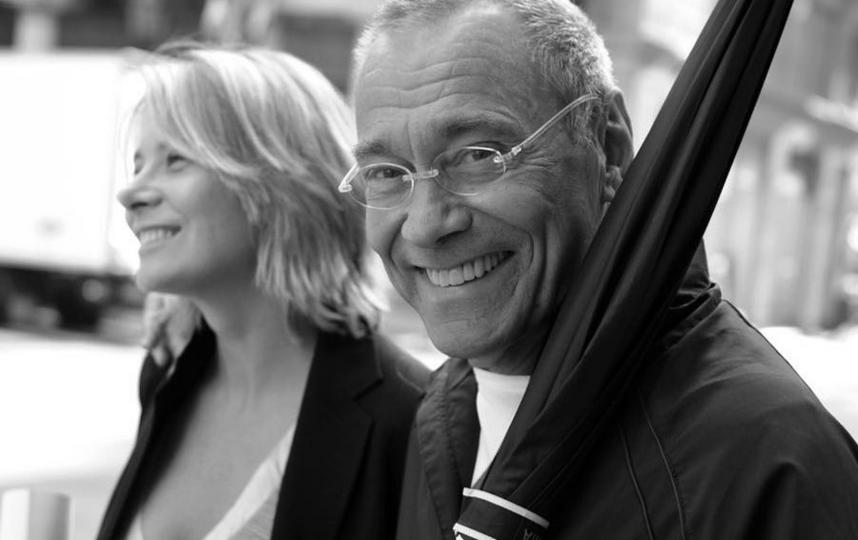 Юлия Высоцкая и Андрей Кончаловский. Фото instagram: @juliavysotskayaofficial