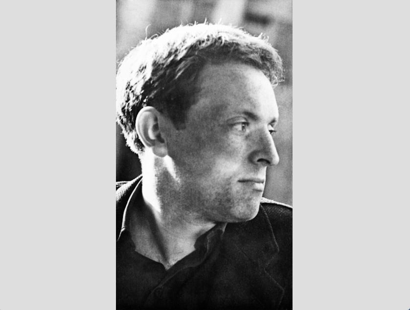 Поэт Иосиф Бродский. Фото РИА Новости
