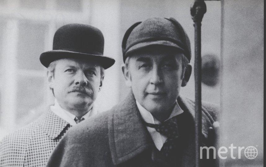 """Приключения Шерлока Холмса и доктора Ватсона"". Фото ""Ленфильм"""