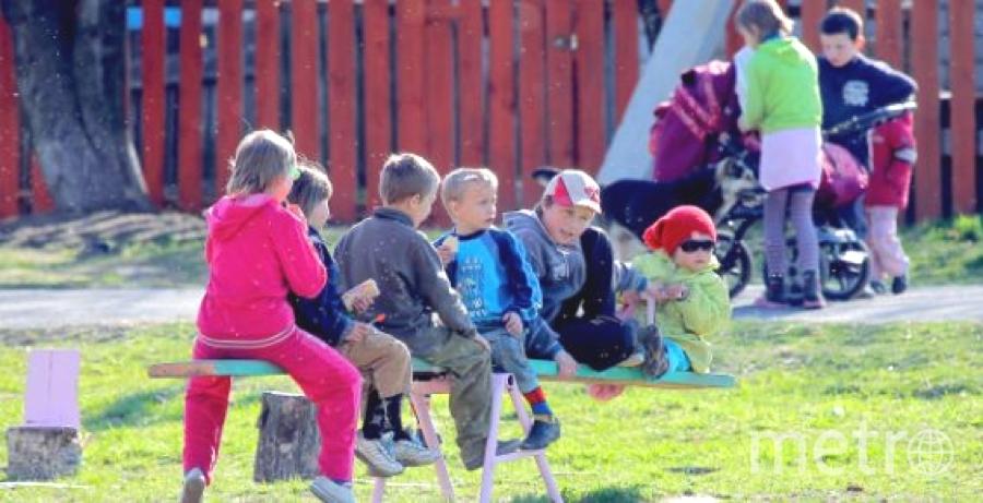 """Решение о конкретных сроках отдыха детей в Санкт-Петербурге будет приниматься дополнительно. Фото """"Metro"""""""