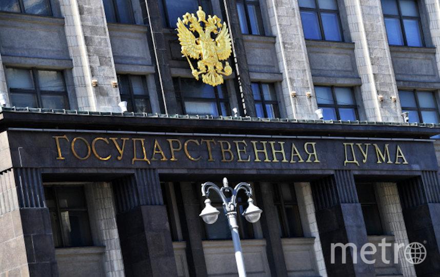 Госдума увеличила пособия по уходу за детьми для неработающих. Фото РИА Новости