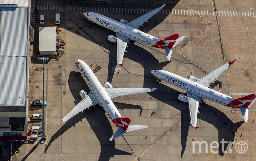 Росавиация опубликовала методические указания по работе аэропортов и авиакомпаний после пандемии. Фото Getty