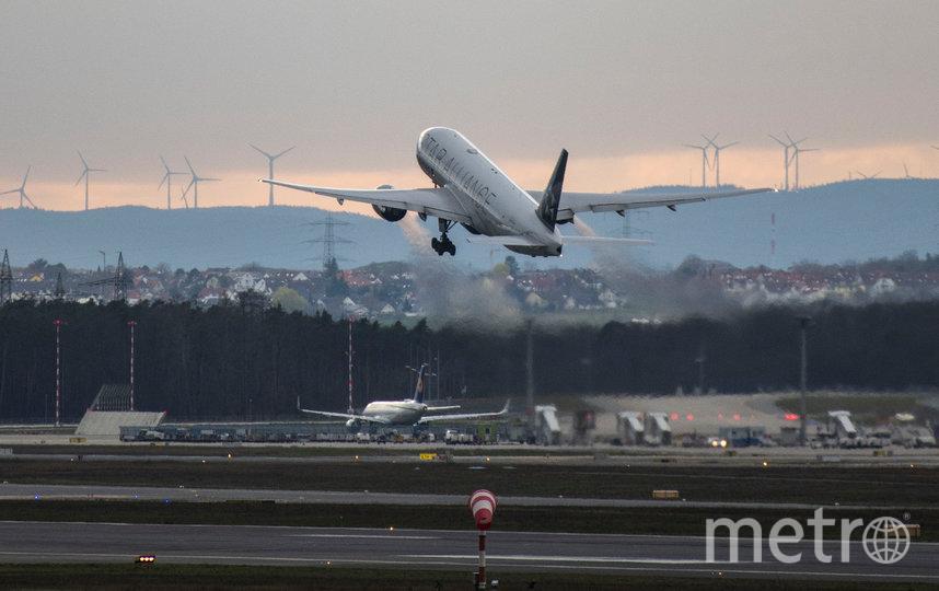 На втором этапе отменяется необходимость быть пристёгнутым ремнём безопасности на протяжении всего полёта. Фото Getty