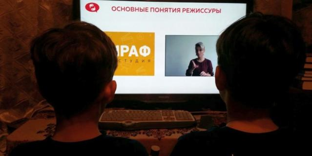 """""""Звуки-знаки"""" – это проект социальной киностудии """"Жираф""""."""