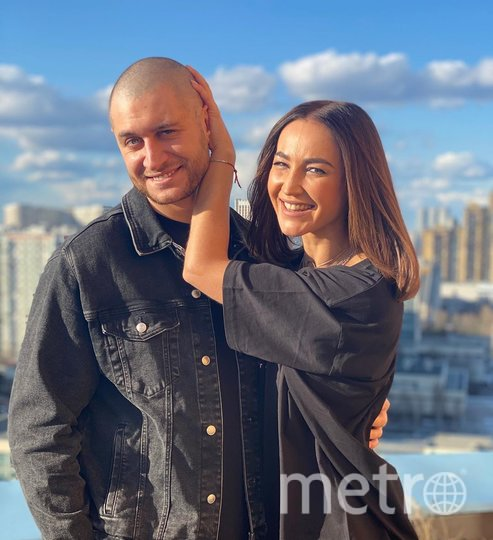 Давид Манукян и Ольга Бузова. Фото instagram.com/dava_m.