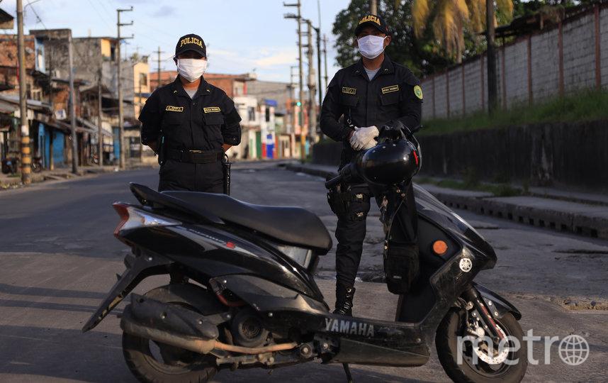 Полицейские были поражены увиденным. Фото Getty