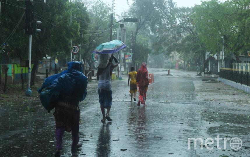 Всё началось с проливных дождей. Фото AFP