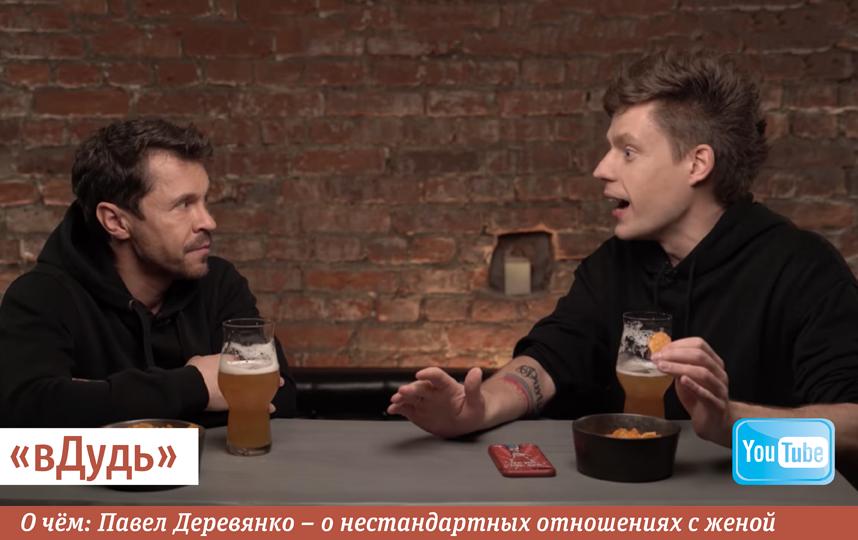 """вДудь"". Фото Сергей Лебедев., ""Metro"""