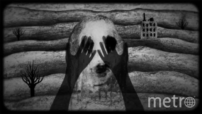 черно-белый сон Линча. Фото Скриншот Youtube