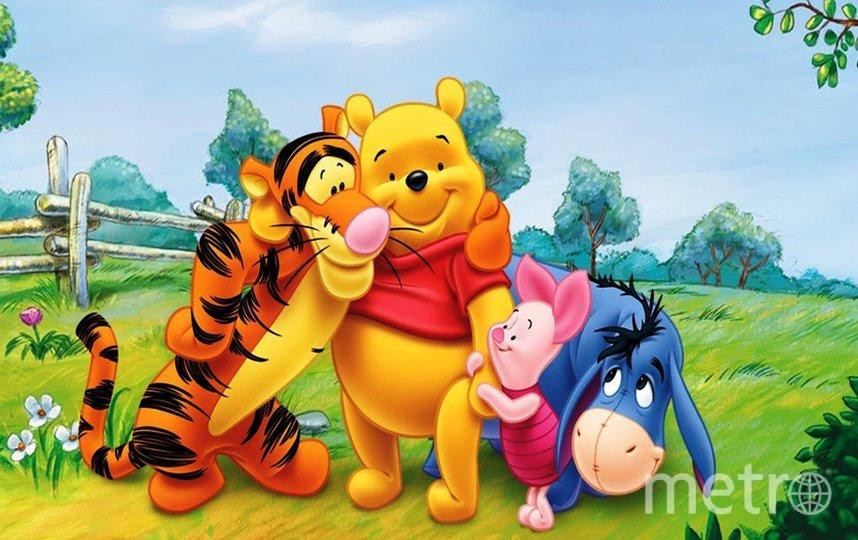 """Медведи бывают разные. Фото кадр из мультфильма., """"Metro"""""""