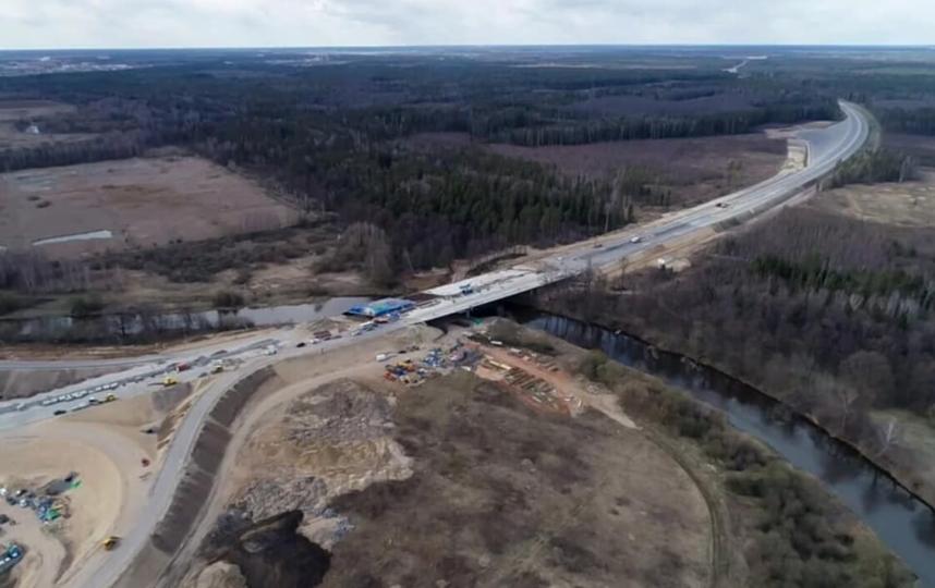 На пересечении с федеральными и региональными трассами, железными дорогами построят 22 многоуровневые транспортные развязки. Фото facebook.com/blogkhusnullin