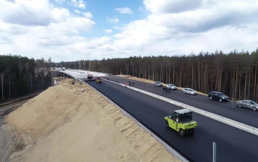 Предполагается строительство 72 мостов и 145 путепроводов. Фото facebook.com/blogkhusnullin