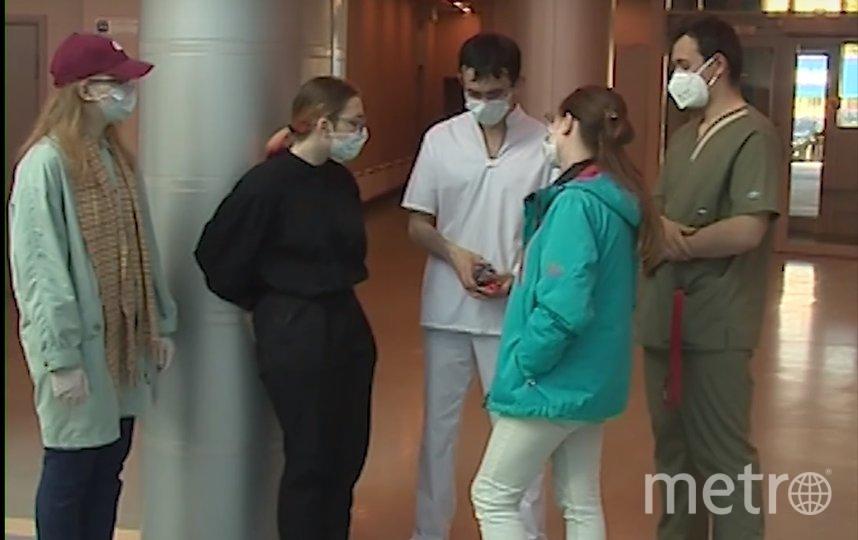 Скриншот видео. Фото vk.com/a_beglov, vk.com
