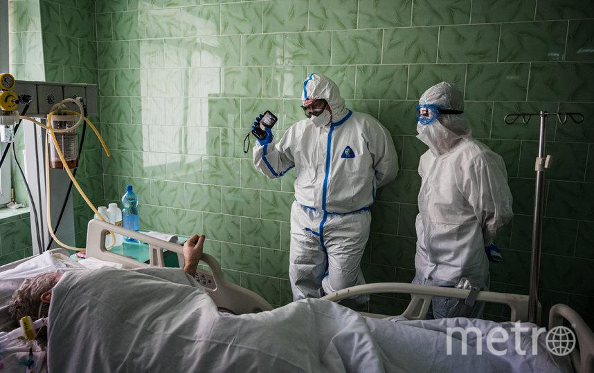 """Глава Роспотребнадзора заявила, что Россия смогла избежать """"страшного"""" сценария развития коронавируса. Фото AFP"""