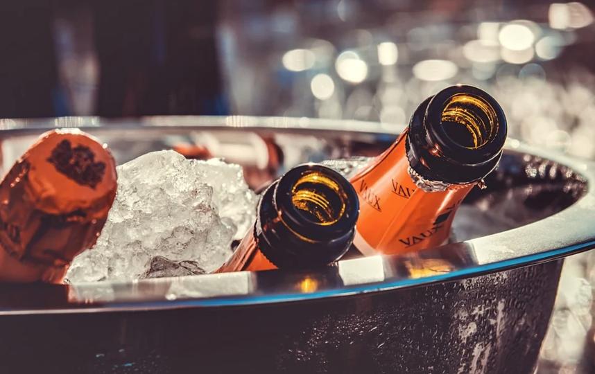 В Роспотребнадзоре заявили, что алкоголь негативно влияет на иммунную систему организма. Фото Pixabay