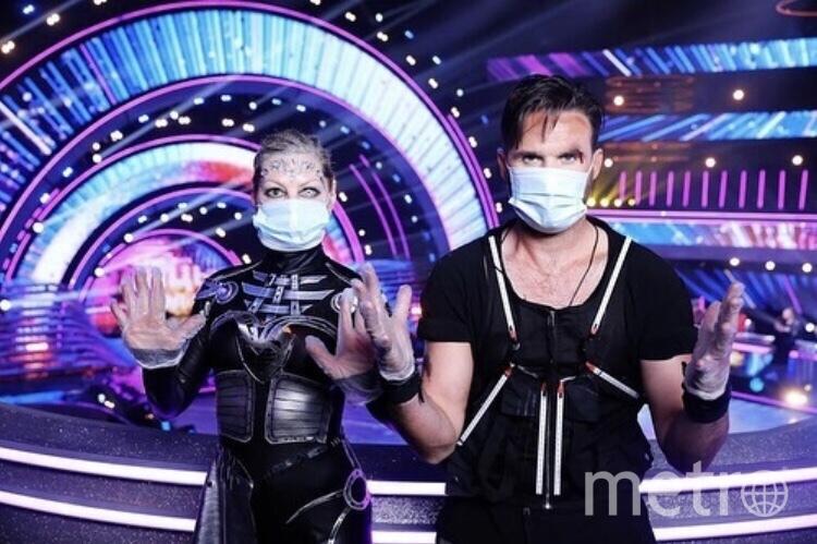 Алена Бабенко и Максим Петров дошли до полуфинала. Фото instagram.com